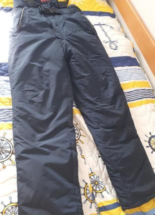 Новые лыжные штаны женские, рост 164 см