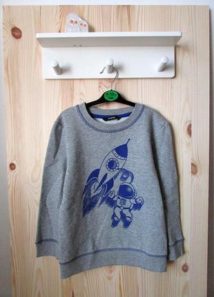 Плотный свитер george на 5-6 лет