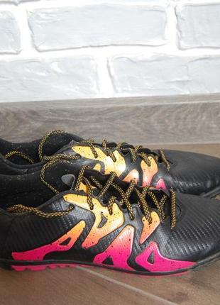Сороконожки, бутсы, шиповки, копы adidas x 15.3 tf