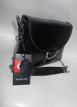Кожаный женский клатч сумка кожаная из натуральной кожи шкіряна жіноча сумка