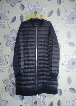 Удлиненная мужская куртка zara