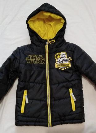 Демисезонная куртка курточка 4-5 лет