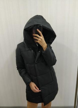 Куртка зимняя в размерах и цветах