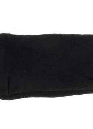 Замшевые утепленные перчатки с драпировкой4 фото