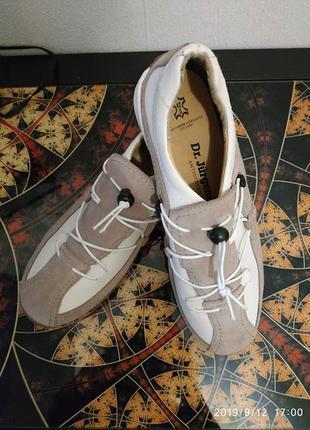 Ортопедические туфли,кроссовки dr. jurgens anti stress