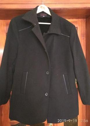 Чоловіче кашемірове пальто нове