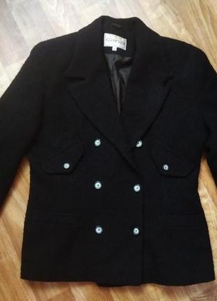 Пальто- пиджак gina