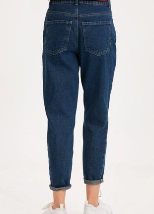 Джинсы мом  lcw jeans mom indigo 40  р-р