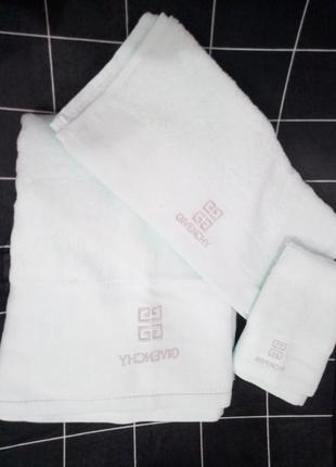 Элитный набор брендовых полотенец качество супер