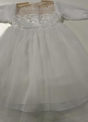 Сукня хрестильна, сукня для хрещення, одяг для хрещення