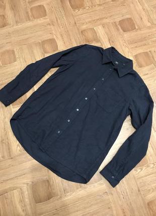Рубашка uniqlo