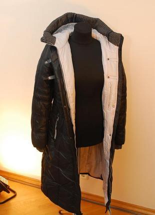 Женское пальто демисезонное на синтепоне