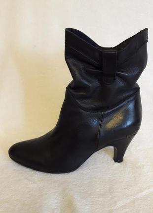 Кожаные ботинки фирмы bagatt