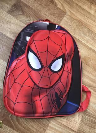 Рюкзак marvel человек паук.
