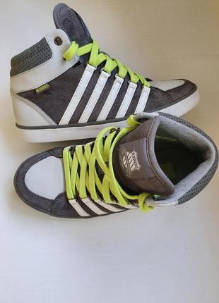 Ботинки k-swiss р.35,5