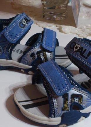 Босоножки сандалии детские bobbi shoes бобби шуз