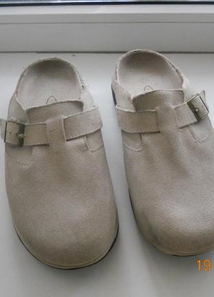 Женские туфли сабо фирмы walkmaxx