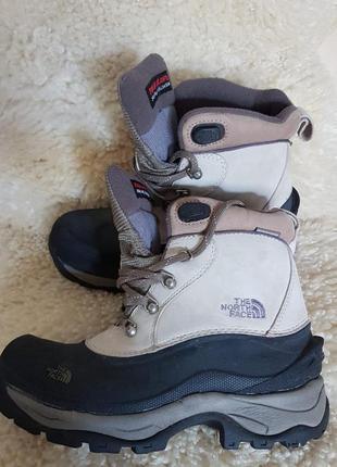Чоботи сапоги ботинки the north face розмір 36.5