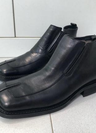Ботинки зимние fabi.