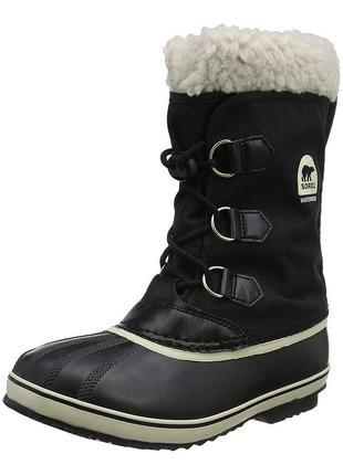 Термо ботинки,сапоги от sorel(36)