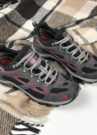 Ботинки the north face gore-tex original 38 женские кроссовки водонепроницаемые