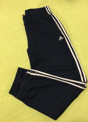 Мужские коттоновые спортивные штаны adidas perfomance