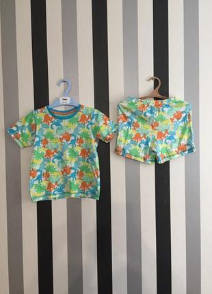 Пижама для мальчика 4-5