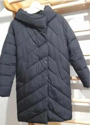 Зимняя куртка, цвет - черный