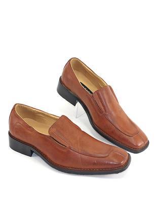Мужские туфли azado италия 44 р оригинал