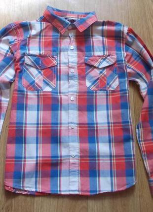 Рубашка 13-14 лет, 158-164 см, george