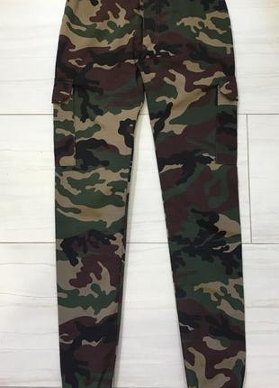 Камуфляжные штаны брюки2 фото