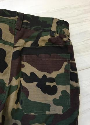 Камуфляжные штаны брюки5 фото