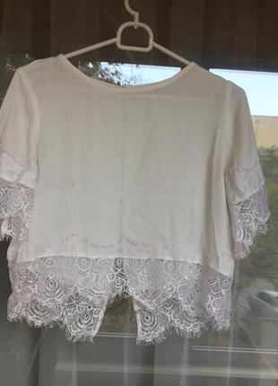 Крутая блуза tally waijl
