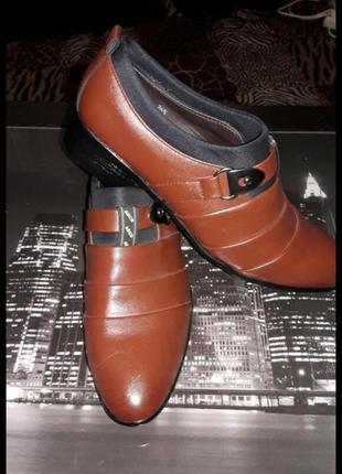 Новые стильные туфли . fashion shoes. 42рр