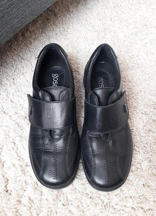 Кожаные туфли go soft