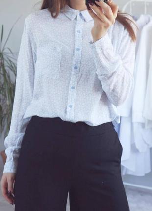 Милая рубашка блуза