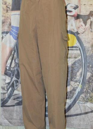 Треккинговые штаны salewa trek & travel outdoor