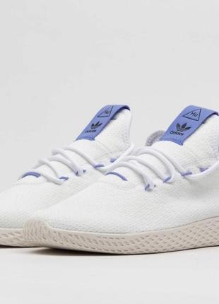 Кроссовки стильные модные оригинал adidas pw tennis  hu размер 38