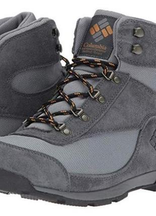 Ботинки columbia endicott classic mid wp