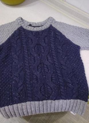 Детский свитер george на 2-3 года