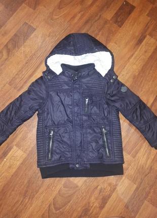 Термо куртка chicco 110-116