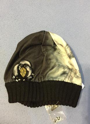 Берет шапка philip carat