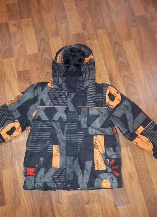 Термо куртка rodeo 116