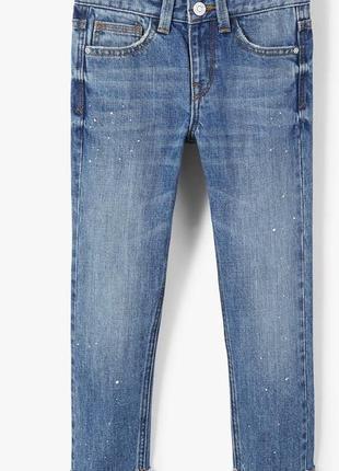 Джинсы для мальчика, брюки джинсовые для подростка