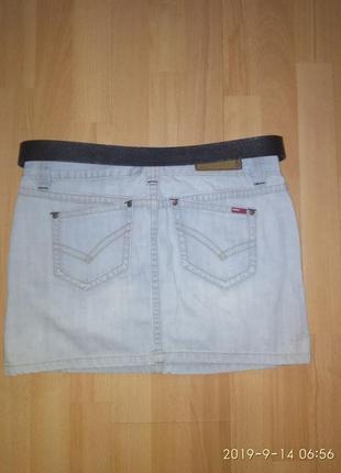 Продам джинсовую стильную юбку!