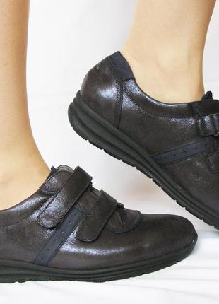 924. туфли-полуботинки удобнейшие durea голландия 39-40 р.