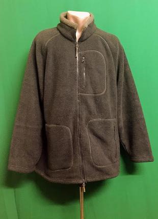 Демисезонная флисовая куртка tchibo