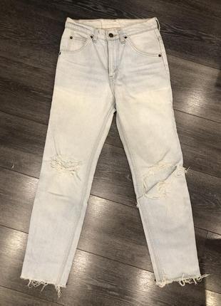 Винтажные джинсы levi's