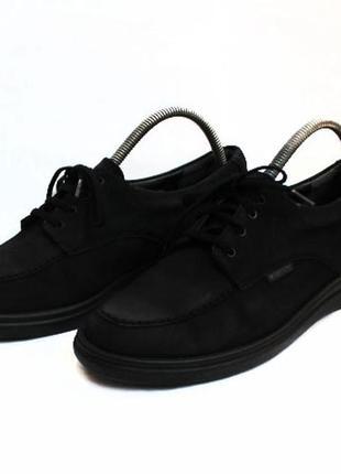 Кожаные туфли mephisto. размер 40