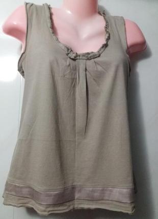 Блузка меланж.3 фото